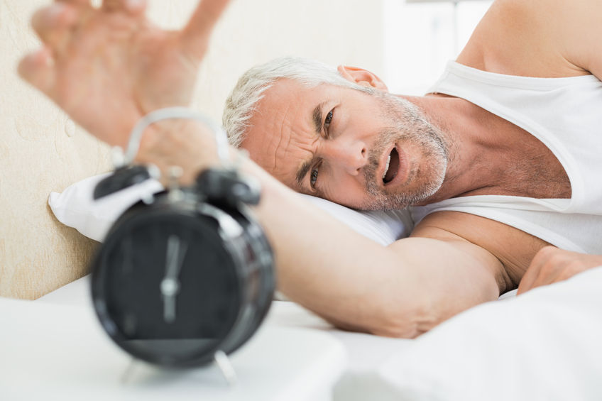 Insomnia Linked With Early Mortality For Men