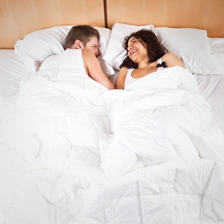 5 Ways to Sleep Better with Your Significant Other